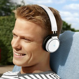 Philips SHB9100XX - Auriculares estéreo con Bluetooth
